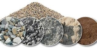 Tipuri de nisip si balast folosite in constructii